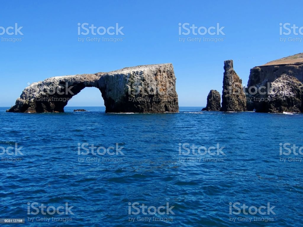 So Cal National Parks stock photo