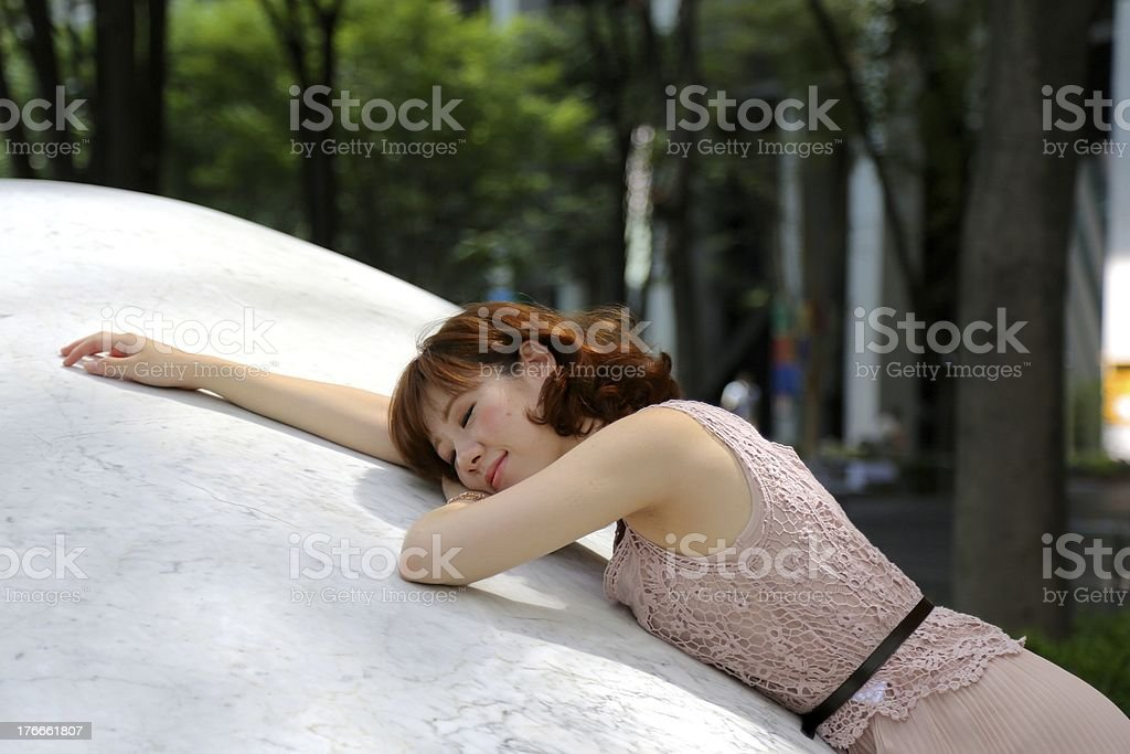 So comfortable royalty-free stock photo