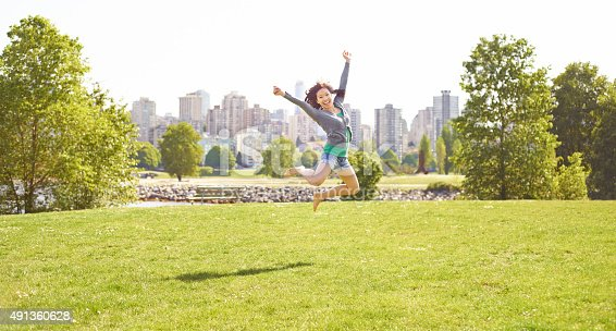 istock So excited and I just can't hide it! 491360628