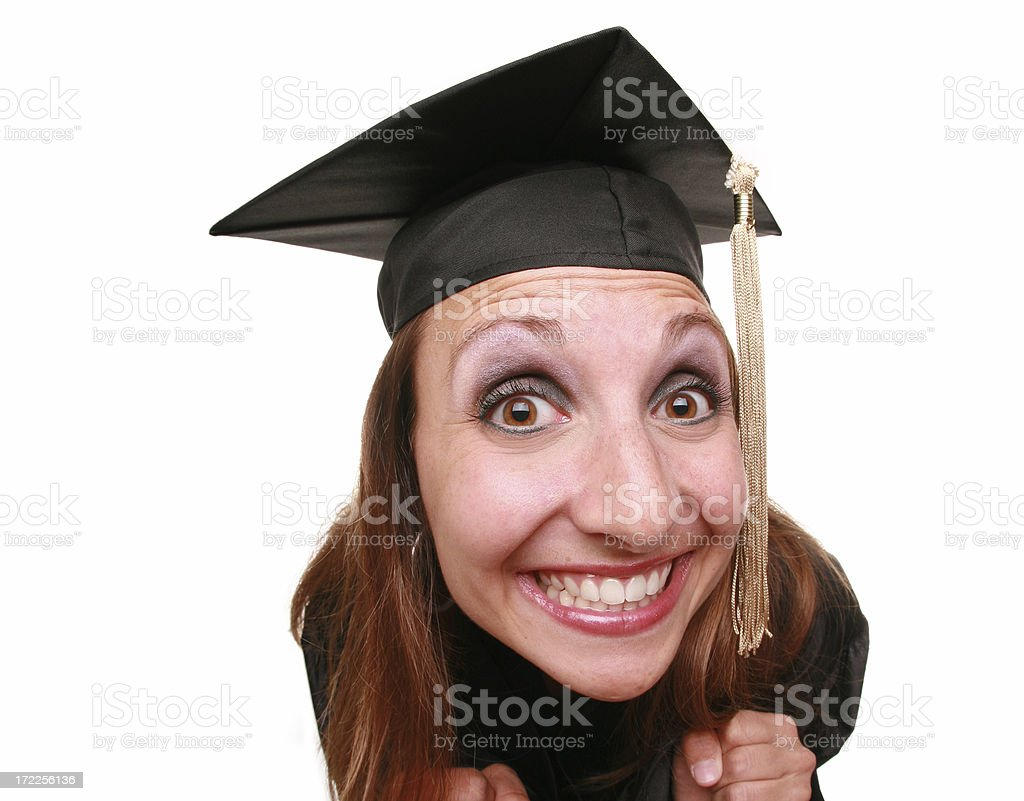So Excited! royalty-free stock photo