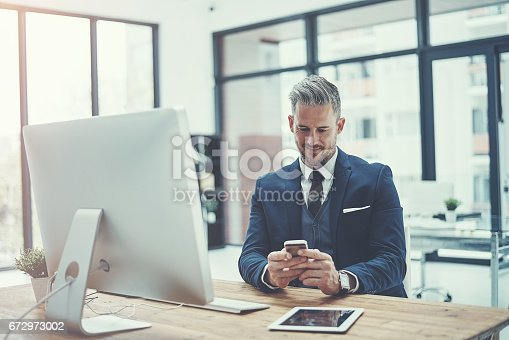 istock So many apps to facilitate success 672973002