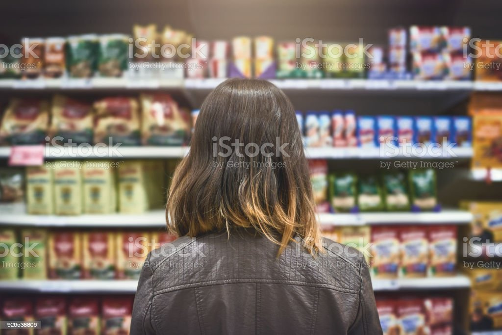 So many brands... stock photo