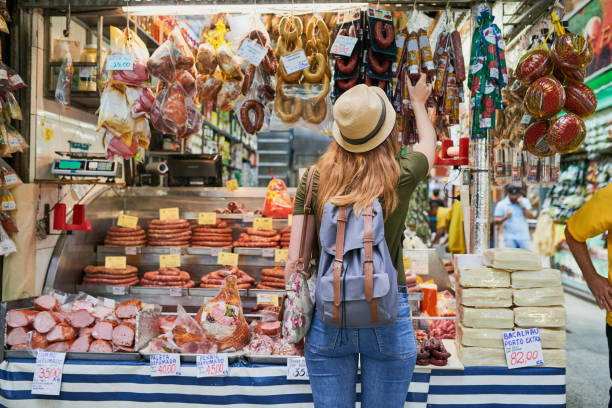 so many choices - south america travel stock photos and pictures
