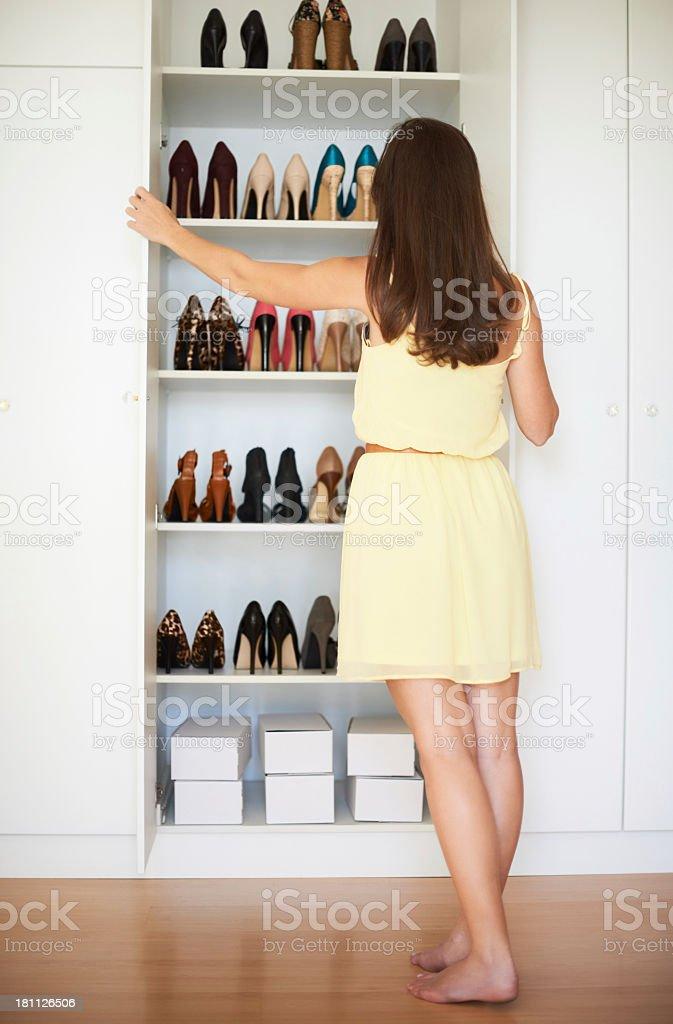 So many options... stock photo