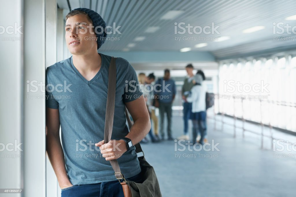 So many possibilities.. stock photo