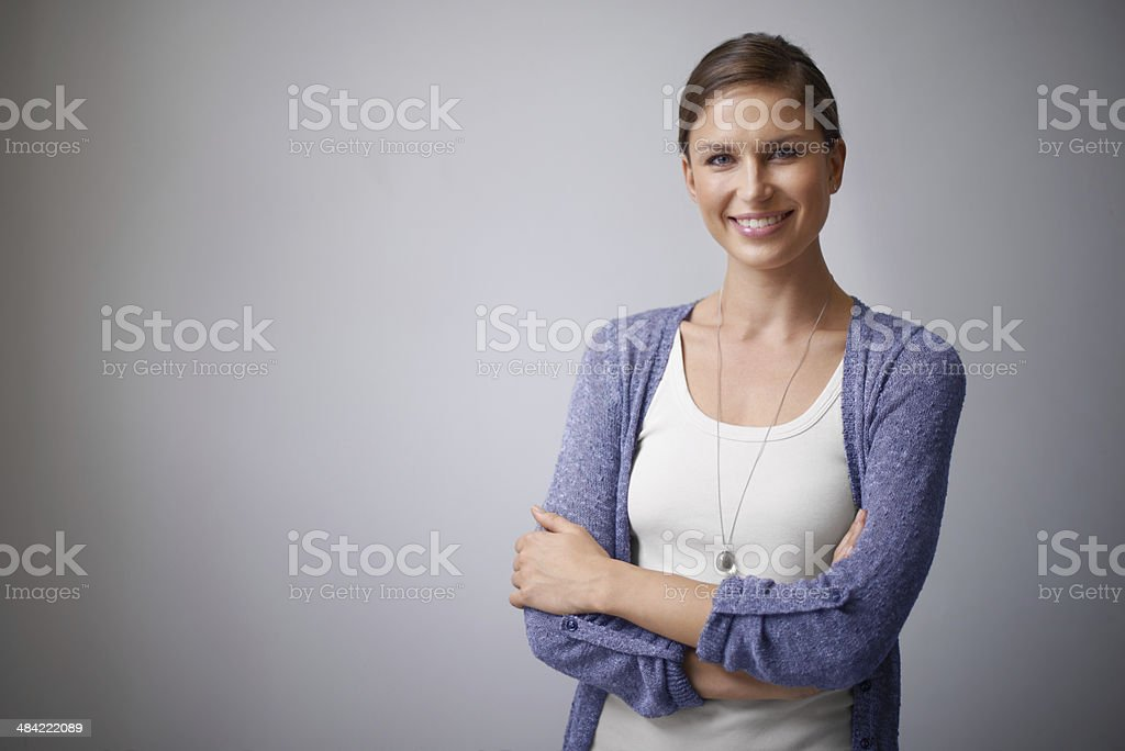So many possiblities stock photo
