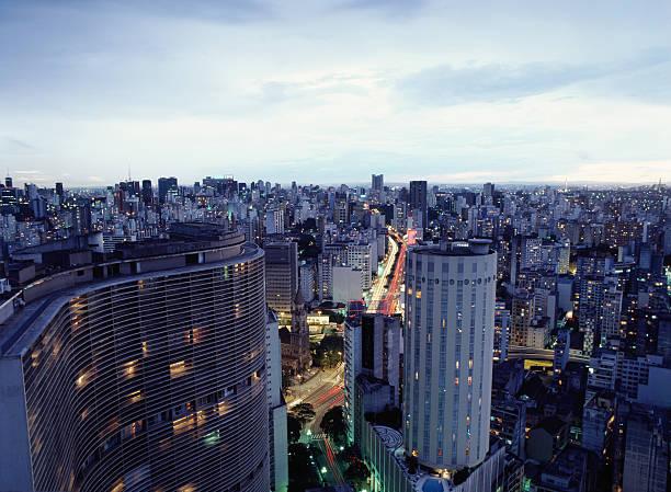 cidade de são paulo, brasil - sao paulo - fotografias e filmes do acervo