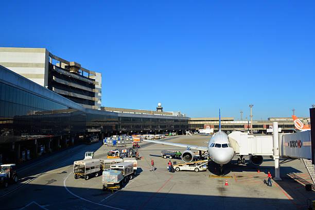 aeroporto de guarulhos, são paulo - aeroporto de congonhas - fotografias e filmes do acervo