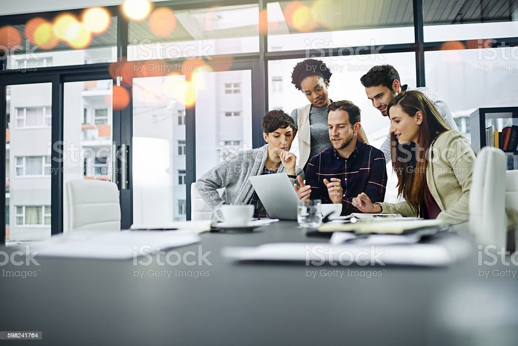 So this is the plan... stock photo