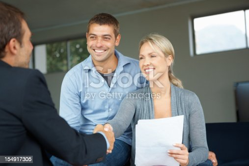 istock So, we have a deal 154917305