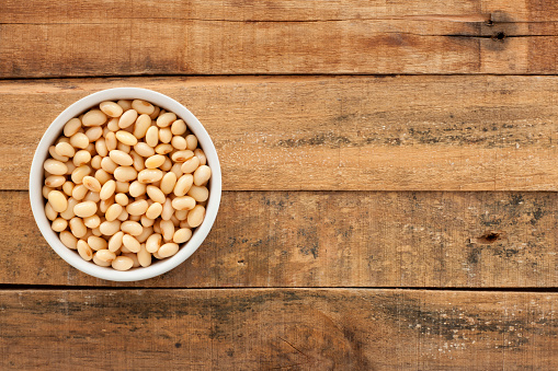 Soaked Soy Beans Stock Photo - Download Image Now