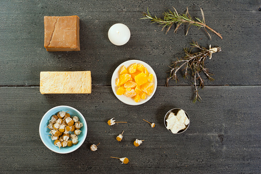 Soap Bees Wax Shea Butter - zdjęcia stockowe i więcej obrazów Bez ludzi