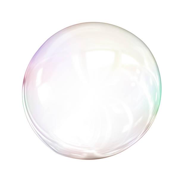 soap bubble background illustration stock photo