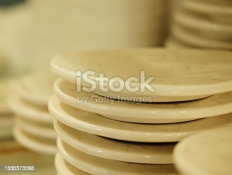 istock soap dish in the store 1330373265