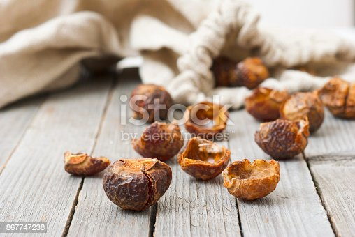istock Soap nuts 867747238