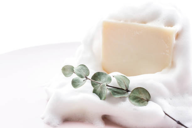 soap - saponetta foto e immagini stock