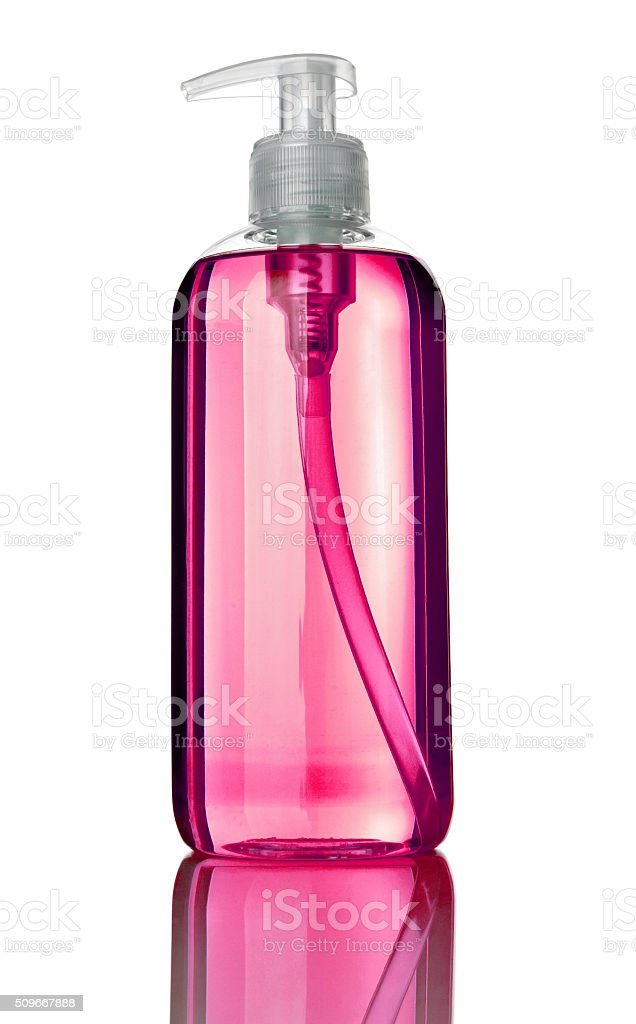 soap shampoo bottle beauty hygiene stock photo