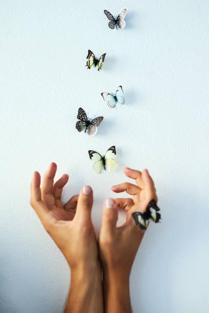 hayallerinizi için uçmak - sembolizm akımı stok fotoğraflar ve resimler