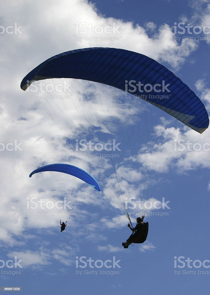 Soaring royalty-free stock photo