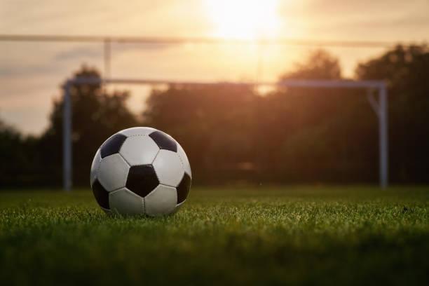 socceer - sportkampioenschap stockfoto's en -beelden