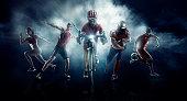 istock Soccer, American football, Javelin, Cycle, Athletics 516853838