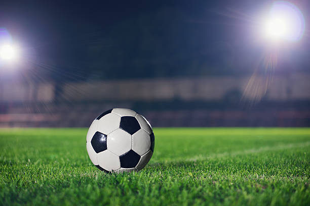 Soccer Backgrounds Stock Photo