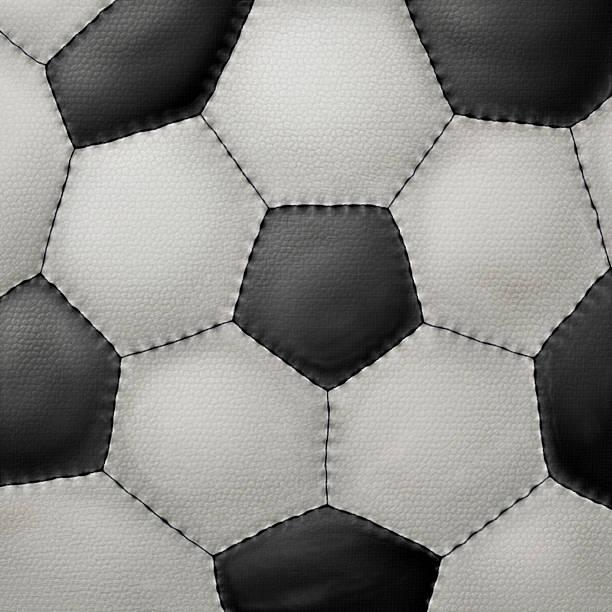 Fußball-Hintergrund/sehr detaillierte Struktur – Foto