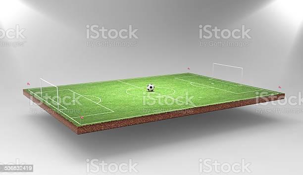 Photo of Soccer backround