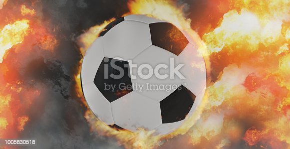 istock soccer ball fire flames 3d-illustration 1005830518