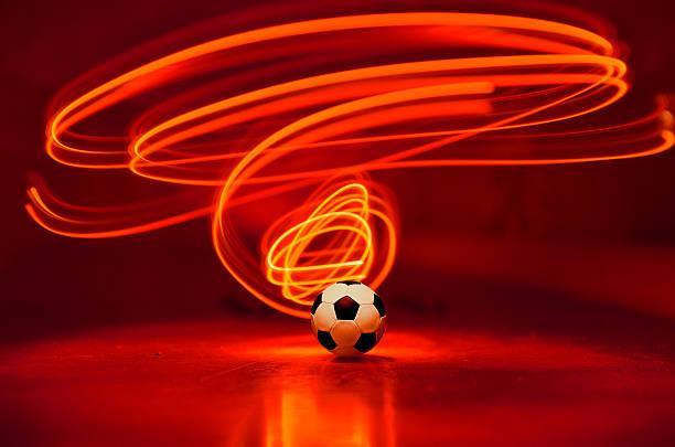 Ballon de football freezelight - Photo