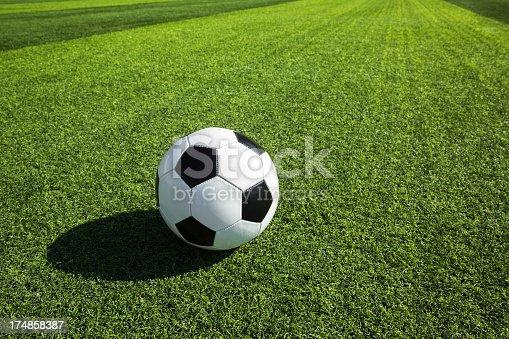 istock Soccer Ball 174858387