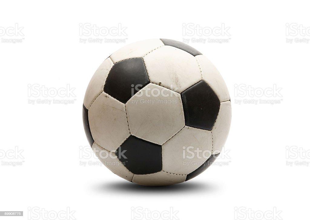 Футбольный мяч Стоковые фото Стоковая фотография