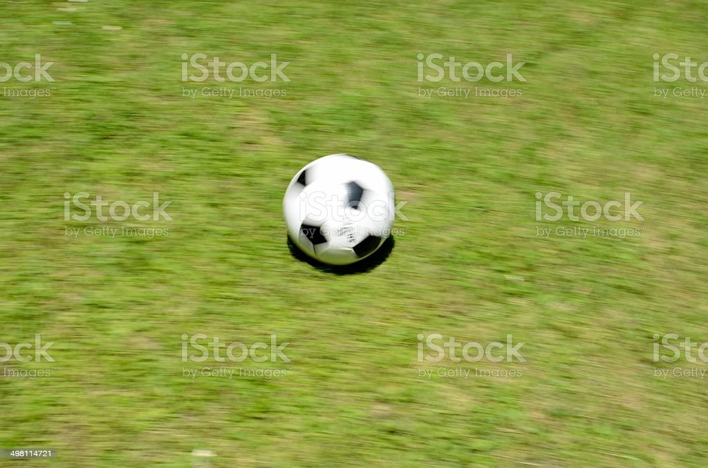 Royalty Free Rolling Ball Pictures, Images and Stock ... Rolling Soccer Ball