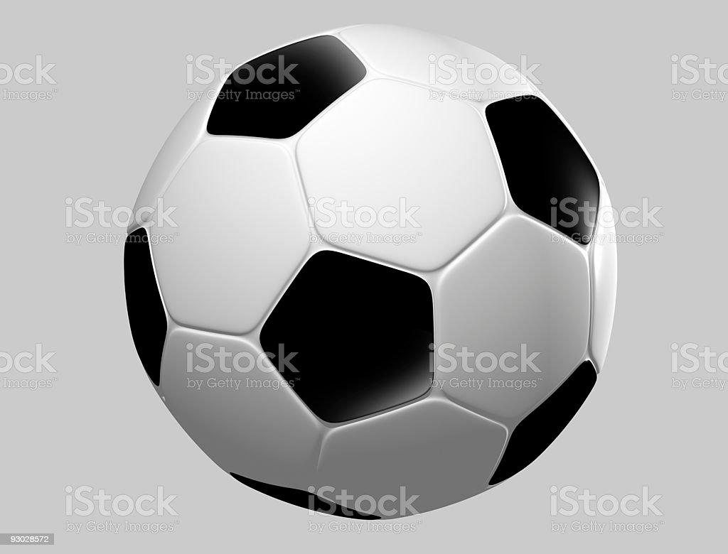 Soccer ball XL stock photo