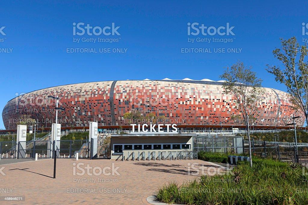 Soccer City Fnb Stadium Johannesburg Stock Photo - Download