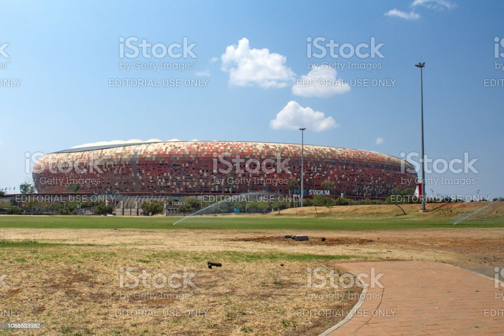 Soccer City Stadium Stock Photo & More Pictures of Africa