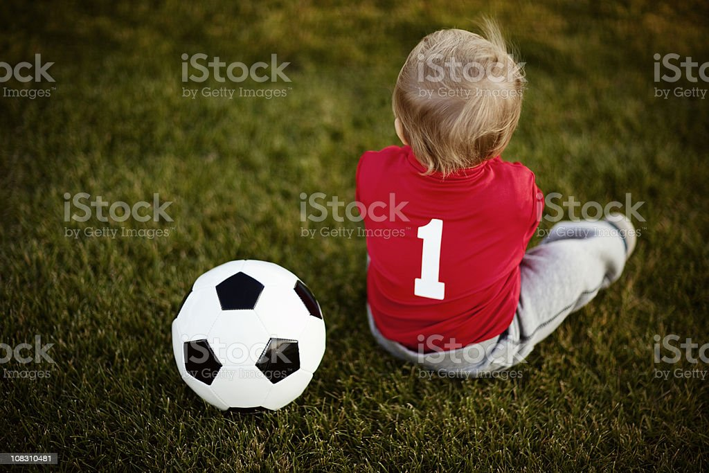 Fútbol Dreams - foto de stock