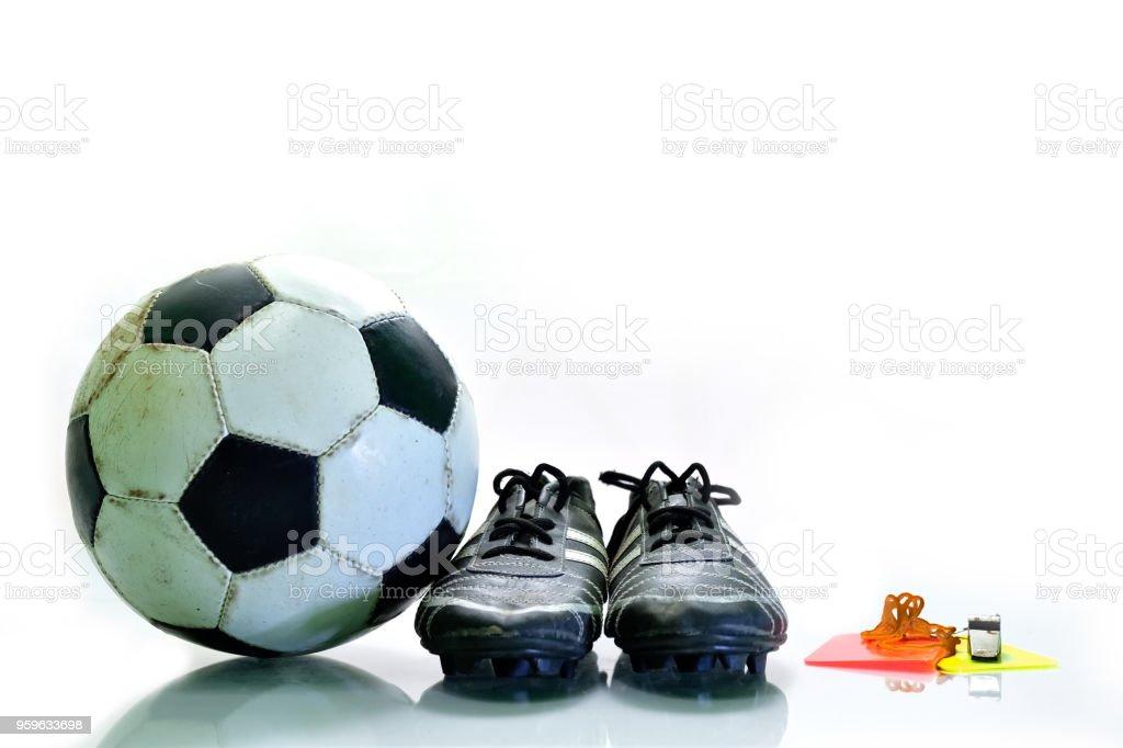 Equipo de fútbol - Foto de stock de Amarillo - Color libre de derechos
