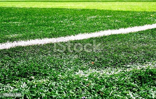 istock Soccer field 1086641388