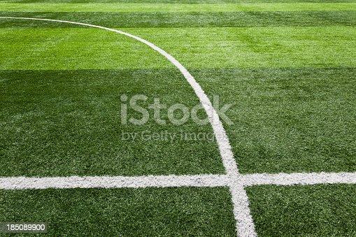 istock Soccer field 185089900