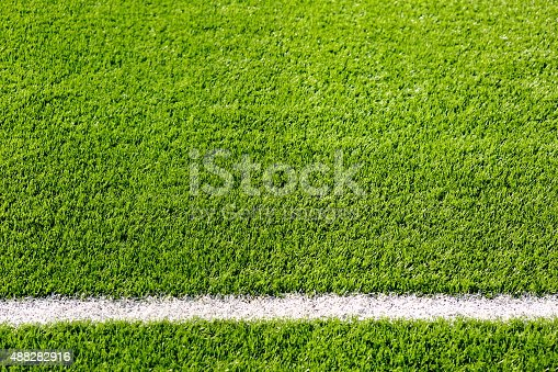 186856750 istock photo Soccer field 488282916