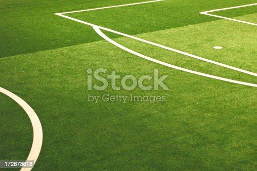 186856750 istock photo soccer field's lines 172673618