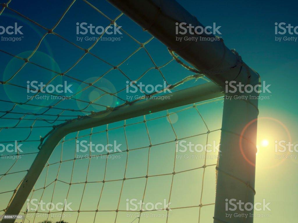 Soccer football concept image stock photo