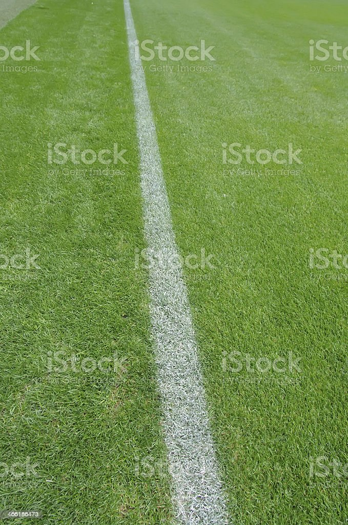 soccer football field markings royalty-free stock photo