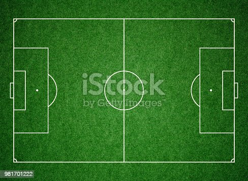 474672896 istock photo Soccer football pitch grass background 981701222