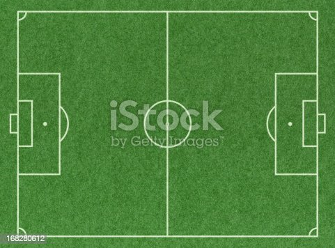 Soccer Football Pitch