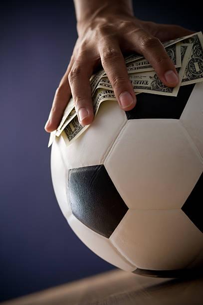 Fußball Spieler Symbole – Foto