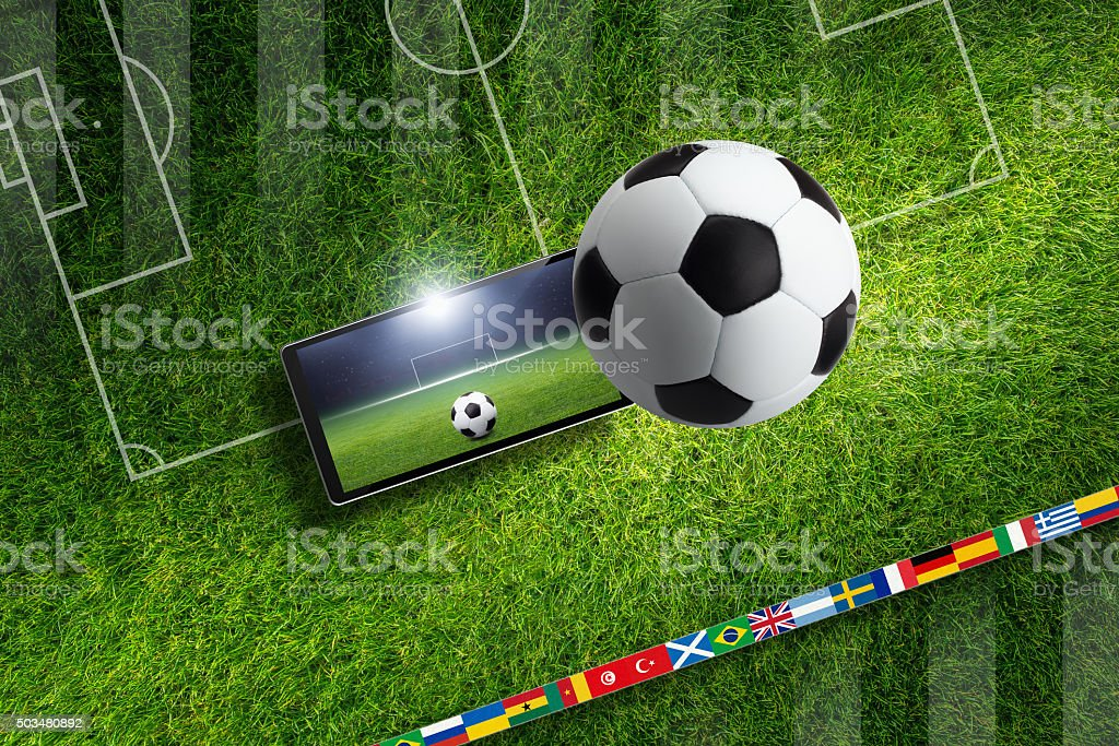 Fußballspiel Spiel – Foto