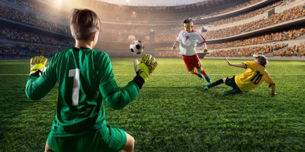 Mời bạn tham khảo và download 17.448 hình ảnh vui nhộn của trẻ em đang chơi bóng đá