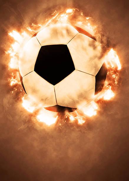 fußball oder fußball-hintergrund - fußball poster stock-fotos und bilder
